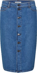 Spódnica Esprit z jeansu midi