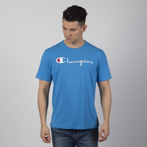T-shirt Champion w młodzieżowym stylu z krótkim rękawem