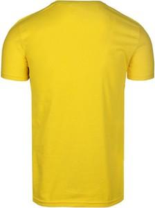 T-shirt Neidio w street stylu z krótkim rękawem
