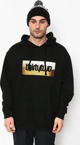 Czarna bluza Thirtytwo w młodzieżowym stylu z bawełny