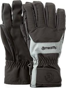 Brązowe rękawiczki Meatfly