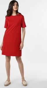 Sukienka Tommy Hilfiger z okrągłym dekoltem