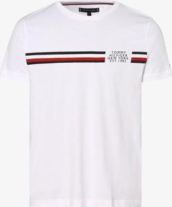 T-shirt Tommy Hilfiger z bawełny w młodzieżowym stylu