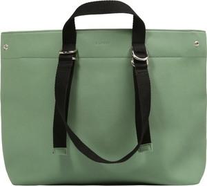 8a99d71bdbbde Zielona torebka Esprit duża w wakacyjnym stylu
