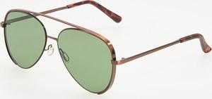 Reserved - Okulary przeciwsłoneczne - Khaki
