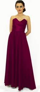 Zielona sukienka Camill Fashion maxi