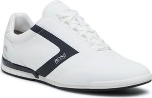 Hugo Boss Sneakersy HUGO - Saturn 50452024 10235008 01 White 100