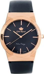 Zegarek Gino Rossi - SASSO granatowy miedziany