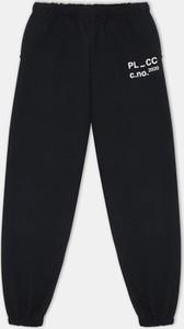 Czarne spodnie sportowe Pako Lorente