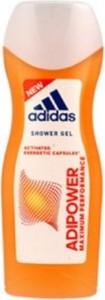 Adidas, AdiPower, żel pod prysznic, 250 ml