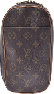 Brązowa torba podróżna Louis Vuitton