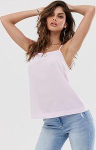 Fioletowa bluzka Asos