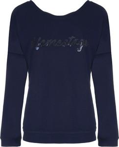 Granatowa bluza FEMESTAGE Eva Minge