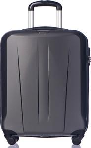 Granatowa walizka PUCCINI