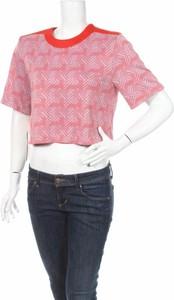 Bluzka Pinko z okrągłym dekoltem w stylu casual