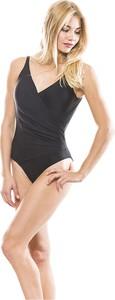 Czarny strój kąpielowy Rontil