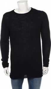 Granatowy sweter CELIO