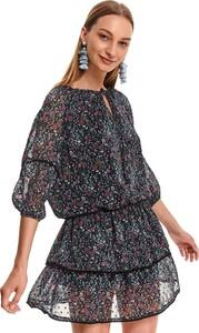 Sukienka Top Secret koszulowa