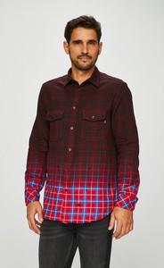 5feee52b koszula krata czerwona - stylowo i modnie z Allani