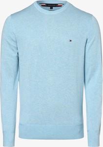 Niebieski sweter Tommy Hilfiger