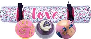 Bomb Cosmetics Love Cracker | Zestaw upominkowy
