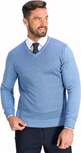 Sweter Lanieri z żakardu