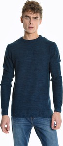 Niebieski sweter Gate