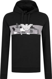 Bluza EA7 Emporio Armani w militarnym stylu