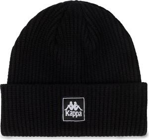 Czarna czapka Kappa