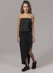 Czarna sukienka Urban Classics bez rękawów