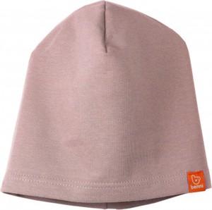 Różowa czapka Benni