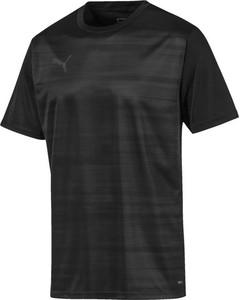 T-shirt Puma w stylu casual z krótkim rękawem