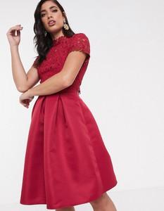 Czerwona sukienka Little Mistress