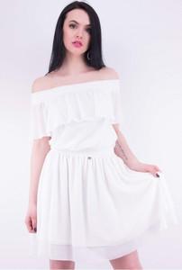 4afee2f129 biała sukienka na wesele - stylowo i modnie z Allani