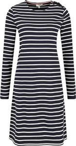 Sukienka Tommy Hilfiger z długim rękawem mini