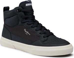 eobuwie.pl Sneakersy PEPE JEANS - Kenton Boot PMS30695 Navy 595