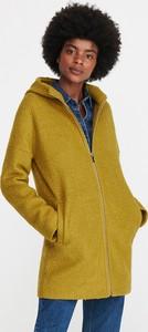 Zielona kurtka Reserved z tkaniny