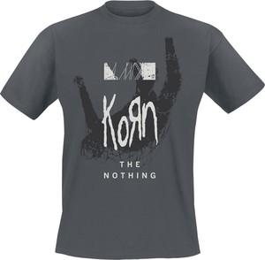 T-shirt Korn z bawełny z krótkim rękawem