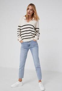 Niebieskie jeansy Answear Lab w stylu casual