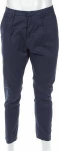 Niebieskie spodnie Dondup