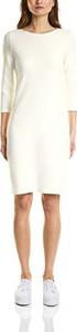 Sukienka amazon.de z okrągłym dekoltem ołówkowa mini