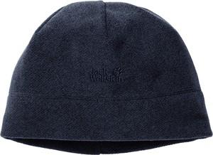 Niebieska czapka Jack Wolfskin