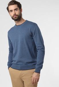 Niebieski sweter Andrew James