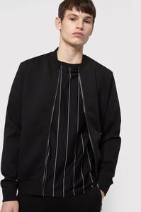 Czarna bluza Hugo Boss w stylu casual