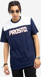T-shirt Prosto. z krótkim rękawem