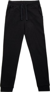 Czarne spodnie dziecięce Guess