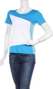 Bluzka Limited Sports z krótkim rękawem w sportowym stylu z okrągłym dekoltem
