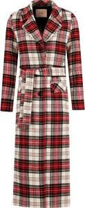 Płaszcz Twinset w stylu casual z wełny