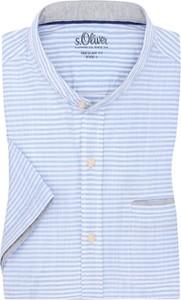 Koszula S.Oliver ze stójką