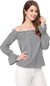 Bluzka Allegra K z długim rękawem
